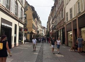 Dans quel quartier choisir un hotel à Strasbourg