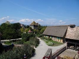 Où se trouve l'écomusée d'Alsace ?