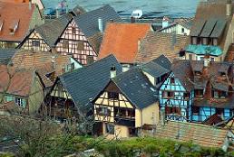Quel est le plus beau village d'Alsace ?
