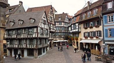 Quelle ville visiter en Alsace ?