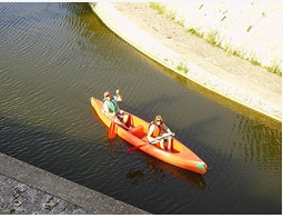 Comment sortir en canoë en Alsace ?