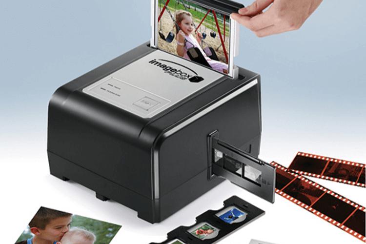 Scanner de diapositives : qu'est-ce qui garantit la qualité des images