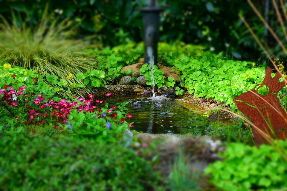 Pourquoi installer un bassin de jardin dans son extérieur ?